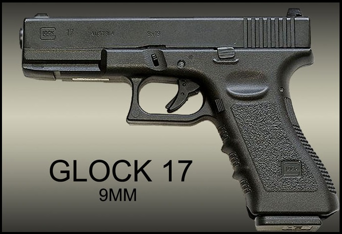 """BUGSY"" Screen part's. Glock-11"