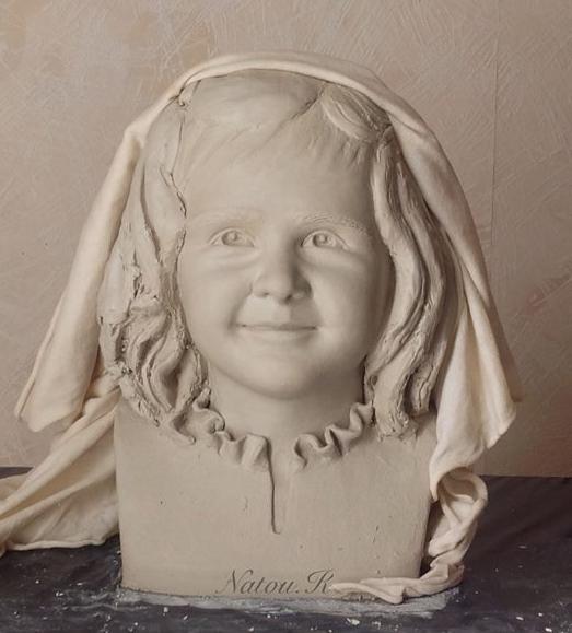 Mon premier buste 10443410