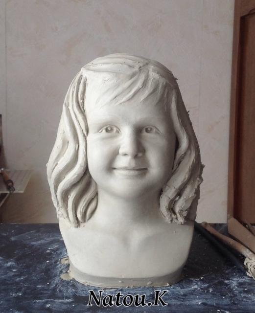 Mon premier buste 10484412