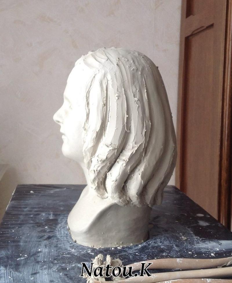 Mon premier buste 10484413
