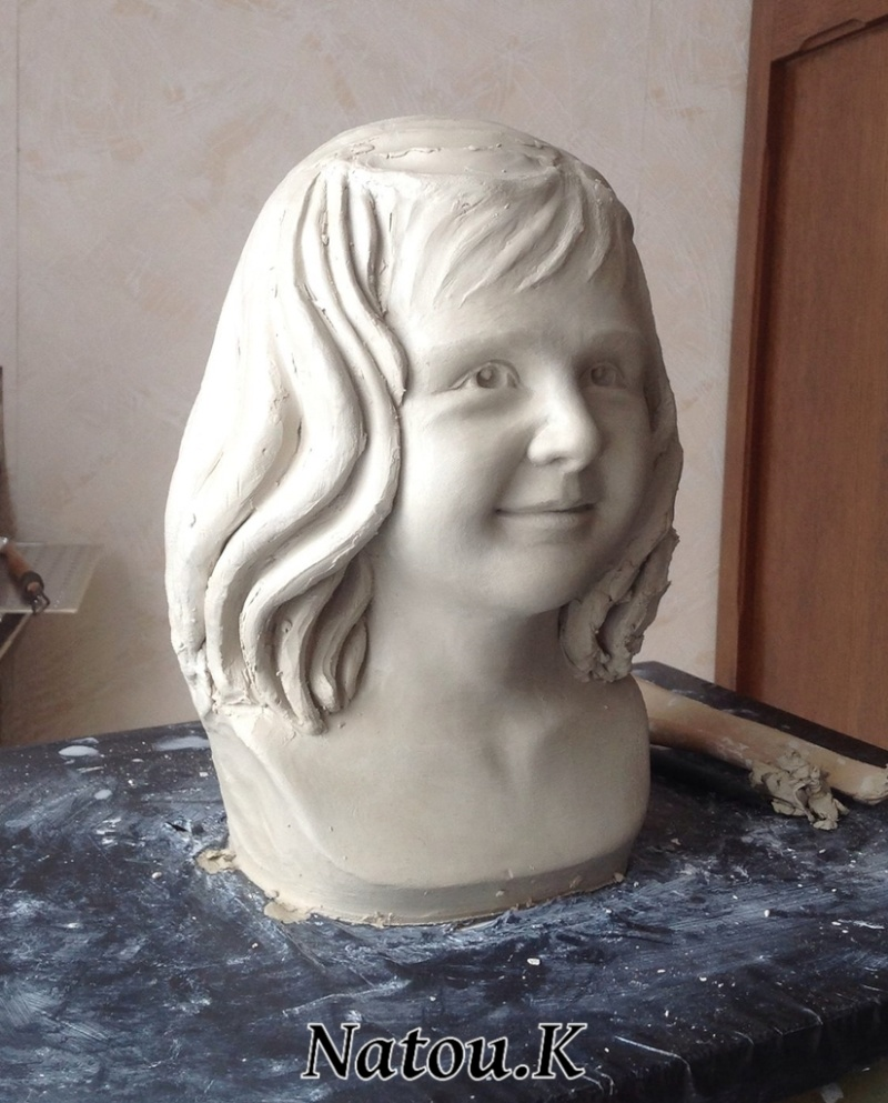 Mon premier buste 10484415