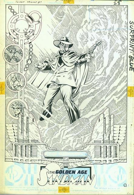 Happy 75th Anniversary Sandman (Wesley Dodds) 2_sand10