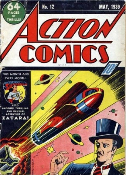 Happy Belated 75th Anniversary to Zatara the Magician Action12