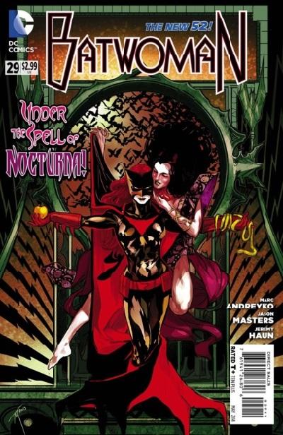 Batwoman (Kate Kane) Batwom14