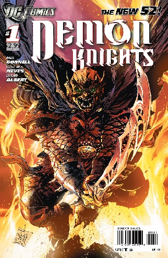 DC's Demon Knights  Demon_10