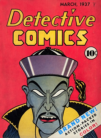 Happy 77th Anniversary to Detective Comics #1! Detect12
