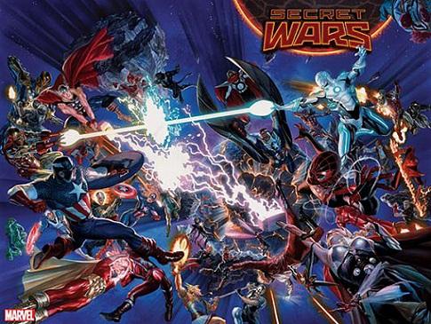 Marvel Comics is doing a new Secret Wars (again) Secret10