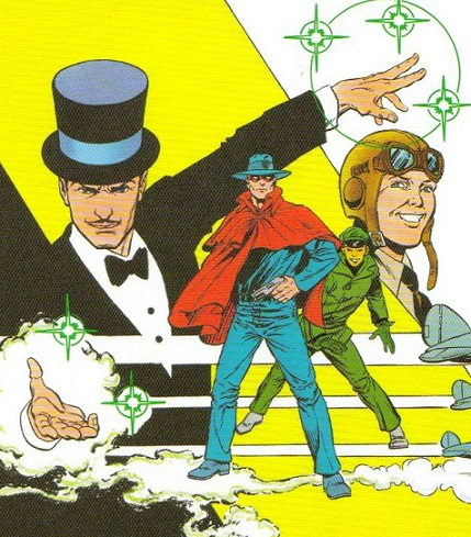 Happy Belated 75th Anniversary to Zatara the Magician Zatara10