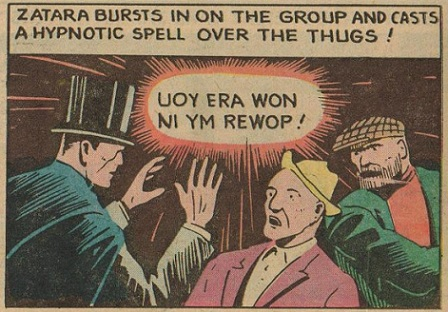Happy Belated 75th Anniversary to Zatara the Magician Zatara11