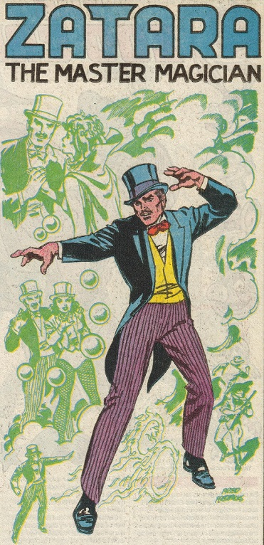Happy Belated 75th Anniversary to Zatara the Magician Zatara12