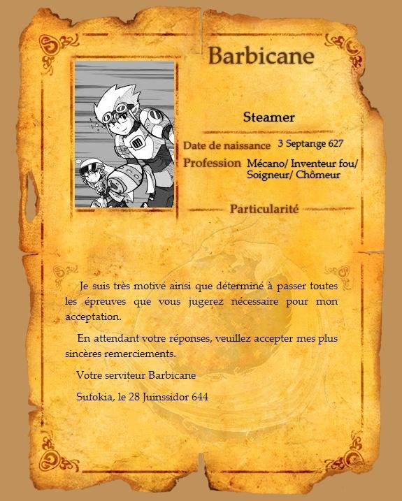 [Refusée] Candidature Barbicane Parche11