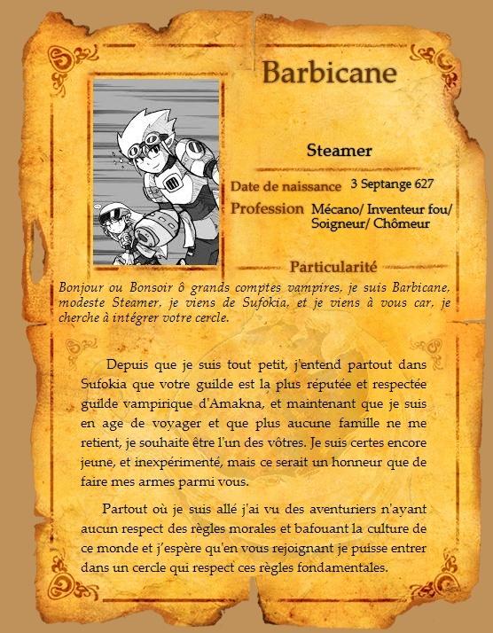 [Refusée] Candidature Barbicane Parche12