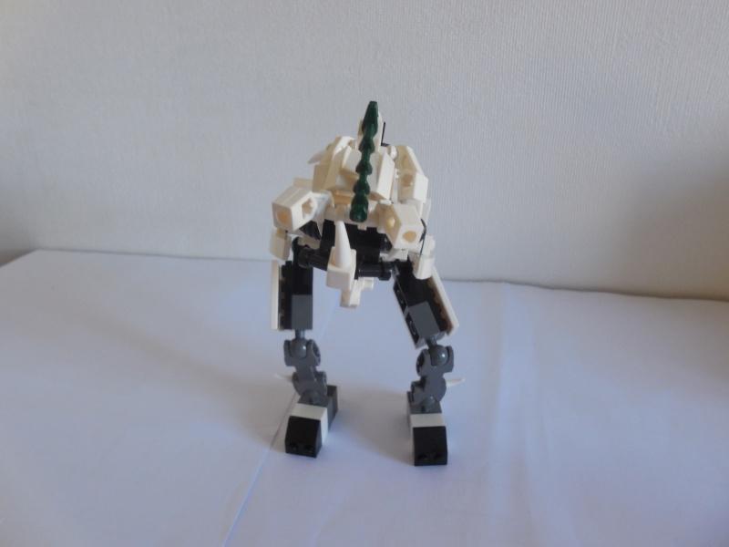 [MOC] Les MOC de Hippo brick self moc  - Page 6 Dinosa10