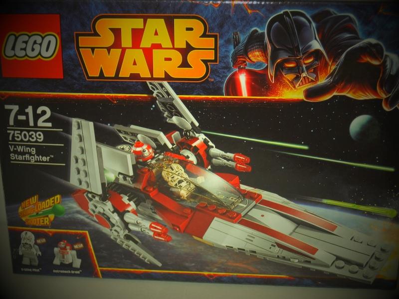 [Revue] Lego Star Wars 75039 V-Wing Starfighter 01615