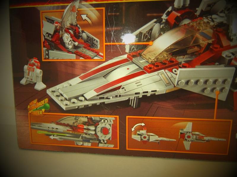 [Revue] Lego Star Wars 75039 V-Wing Starfighter 01712