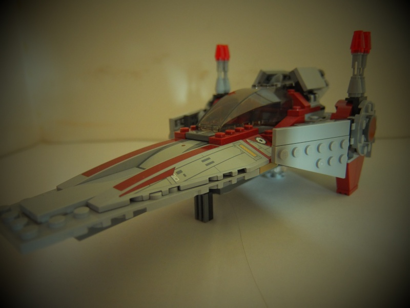 [Revue] Lego Star Wars 75039 V-Wing Starfighter 02310