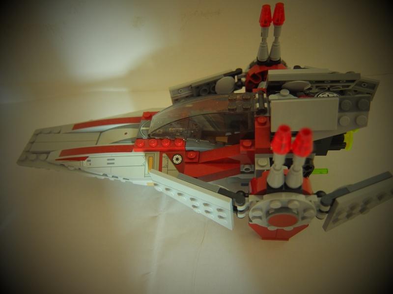 [Revue] Lego Star Wars 75039 V-Wing Starfighter 02410