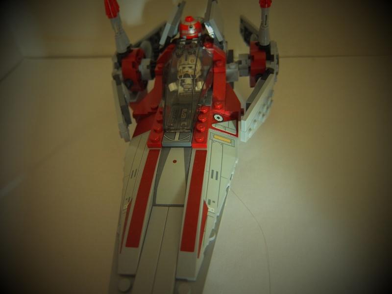 [Revue] Lego Star Wars 75039 V-Wing Starfighter 02710