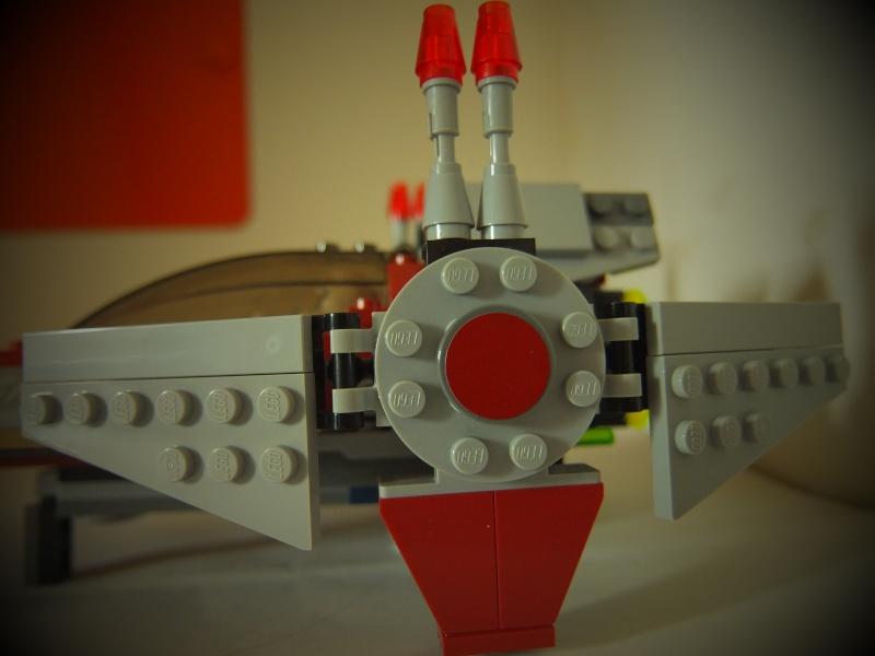 [Revue] Lego Star Wars 75039 V-Wing Starfighter 03010