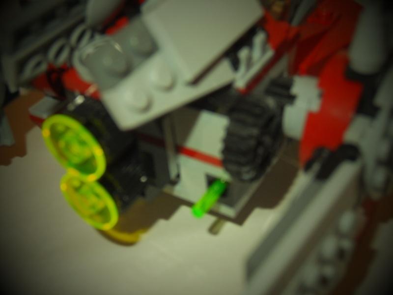 [Revue] Lego Star Wars 75039 V-Wing Starfighter 03910
