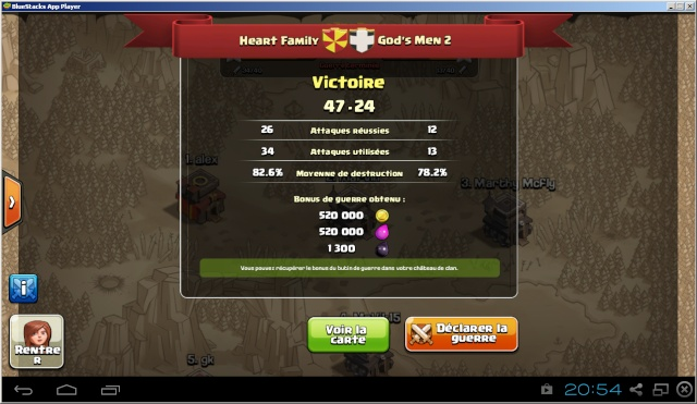 [VICTOIRE] Heart Family vs God's Men 2 Godsme10