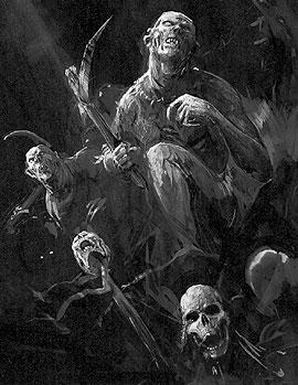 Troisième arcane : Le Règne Strigo10