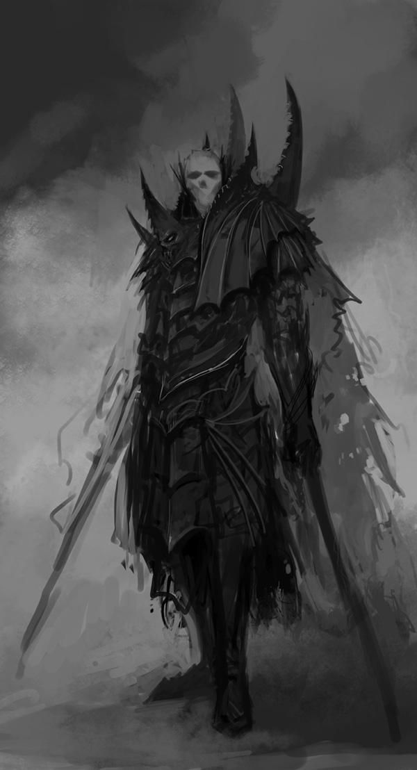 Troisième arcane : Le Règne Vampir10