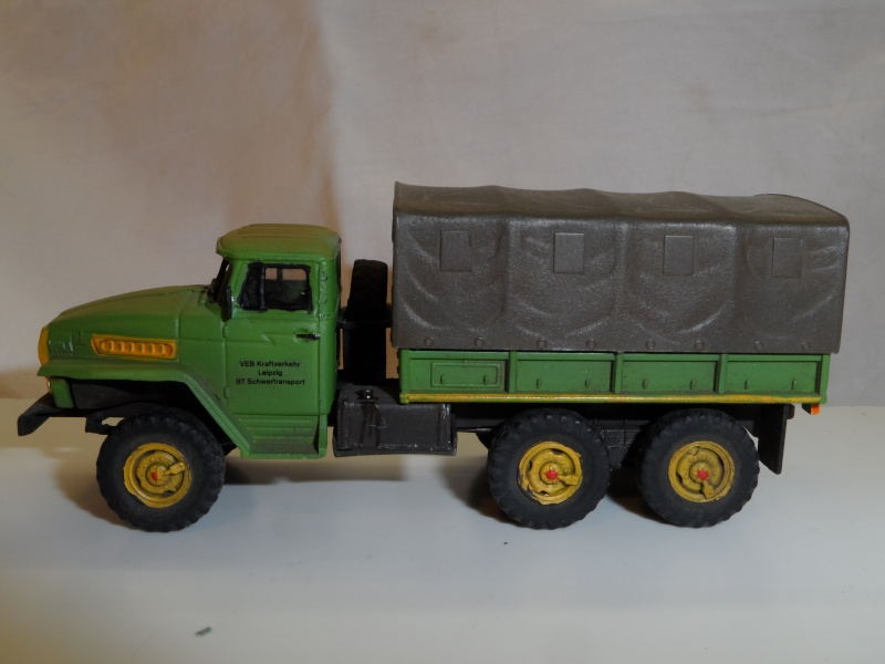Ural Schwerlastzugmaschine Sam_0718