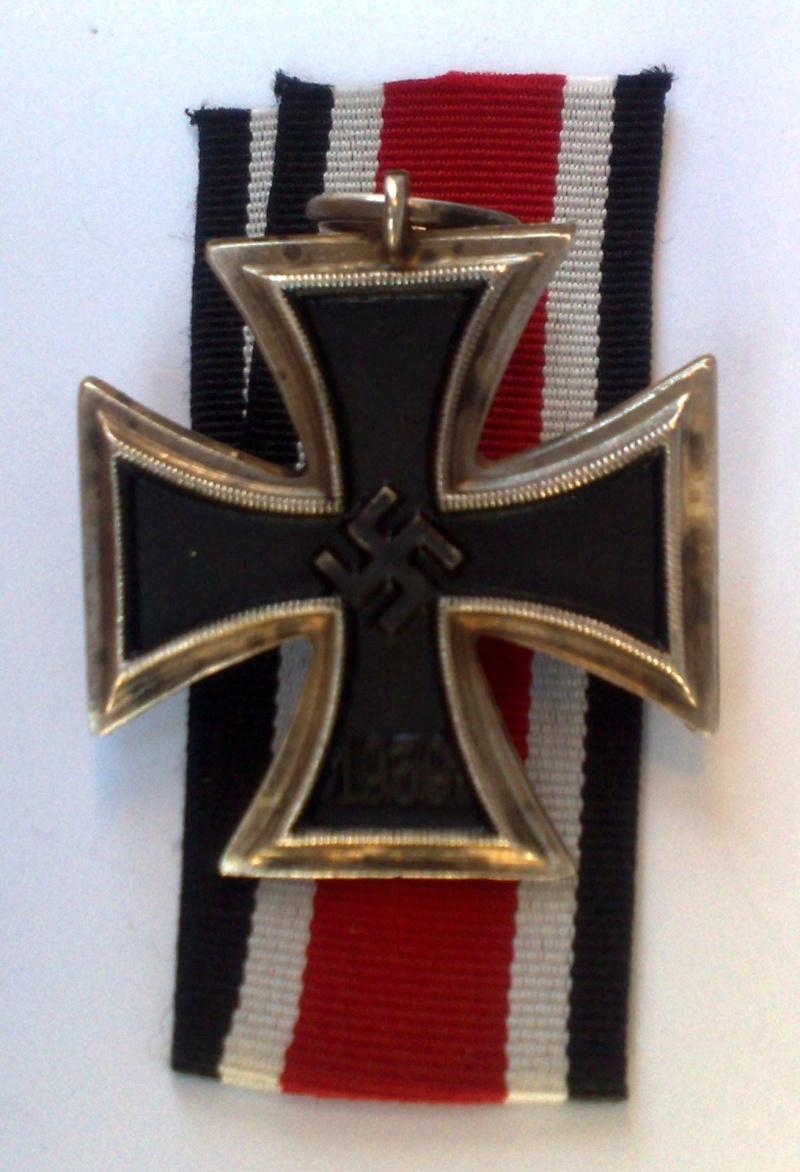 Croix de fer 1er classe 1914 et Croix de fer 2ème classe 1939 24022012