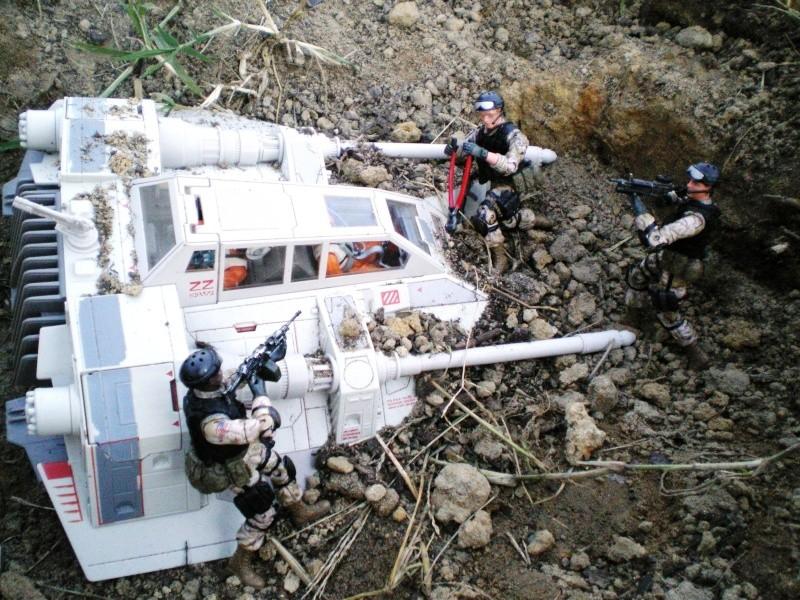 Selvaland, mes soldats en action - Page 3 Imgp4026