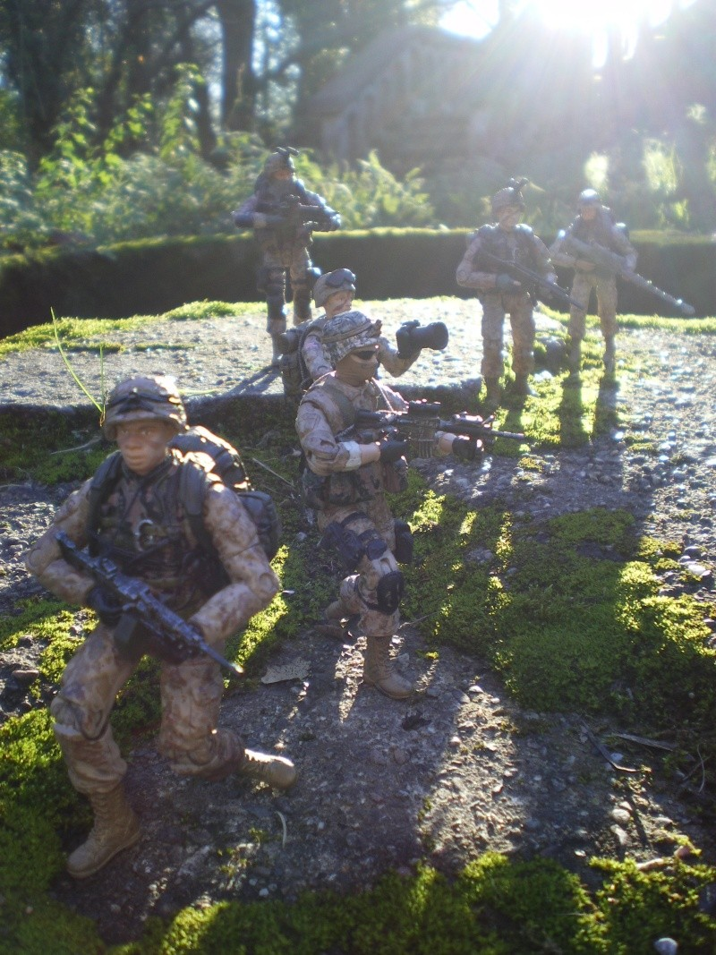 Selvaland, mes soldats en action Imgp4510