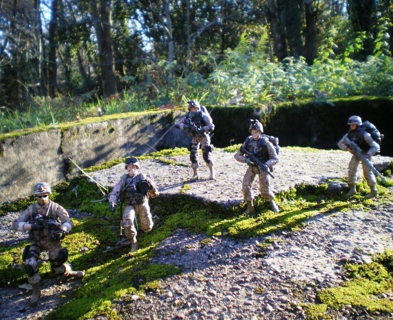 Selvaland, mes soldats en action Imgp4511