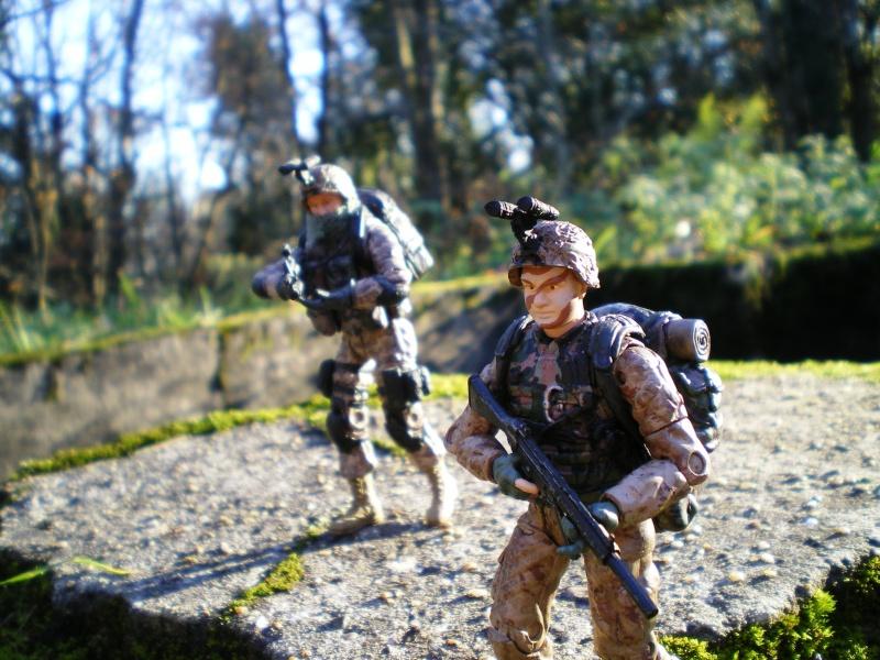 Selvaland, mes soldats en action Imgp4512