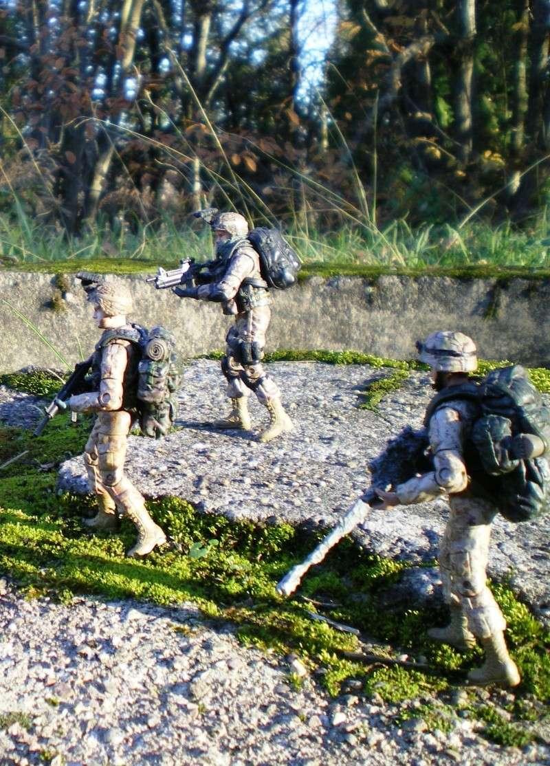 Selvaland, mes soldats en action Imgp4514