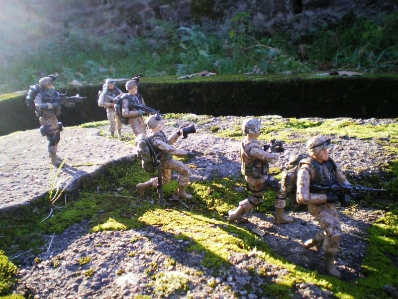 Selvaland, mes soldats en action Imgp4515