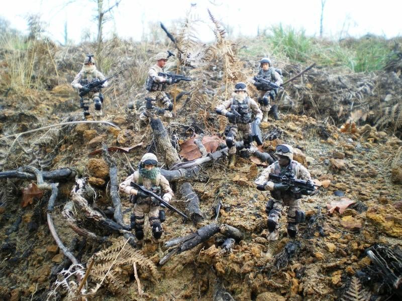 Selvaland, mes soldats en action Imgp5110