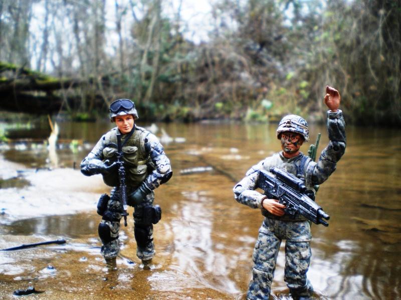 Selvaland, mes soldats en action Imgp5313