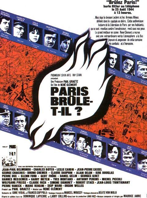PARIS BRÛLE-T-IL? 43343110