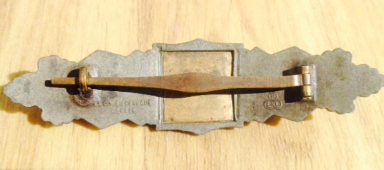 Nahkampspange - classe bronze - FLL 58504610