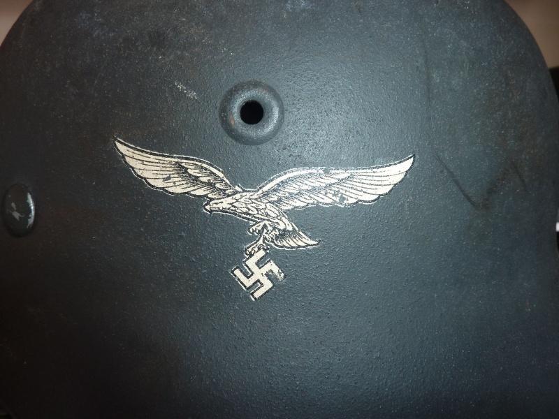 M42 Luftwaffe (complet) - 1 insigne  P1040912