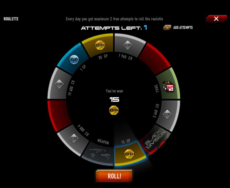 Best Roullete Screen Shots! Screen11