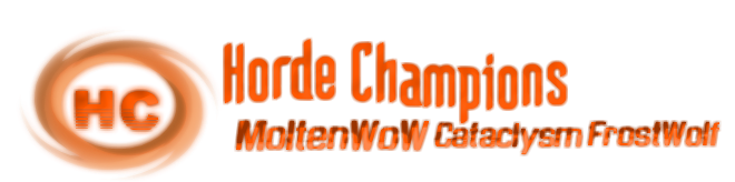 Horde Champions | MoltenWoW Guild