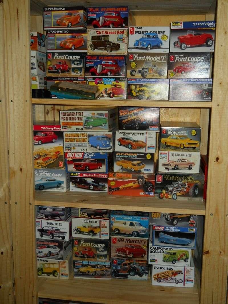Mes kits de quand j'étais jeune. Maquet25
