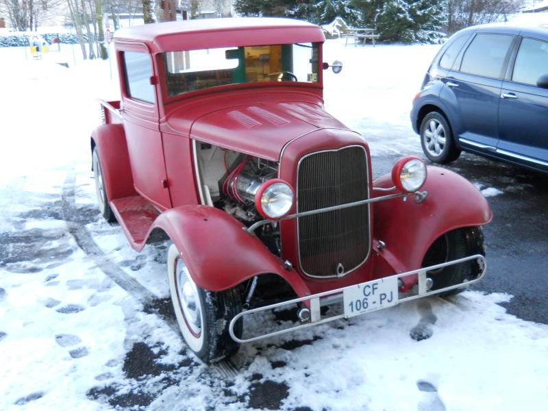 voitures et neige, cars and snow - Page 2 Retout13