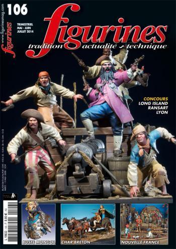 "Magazine ""Figurines"" Fm10610"
