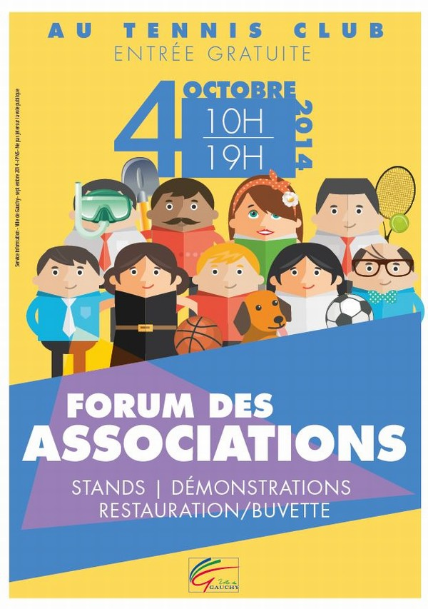 Forum des associations de Gauchy. Grand_10
