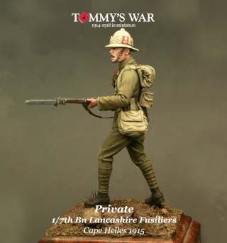 Tommy's War Tommy210