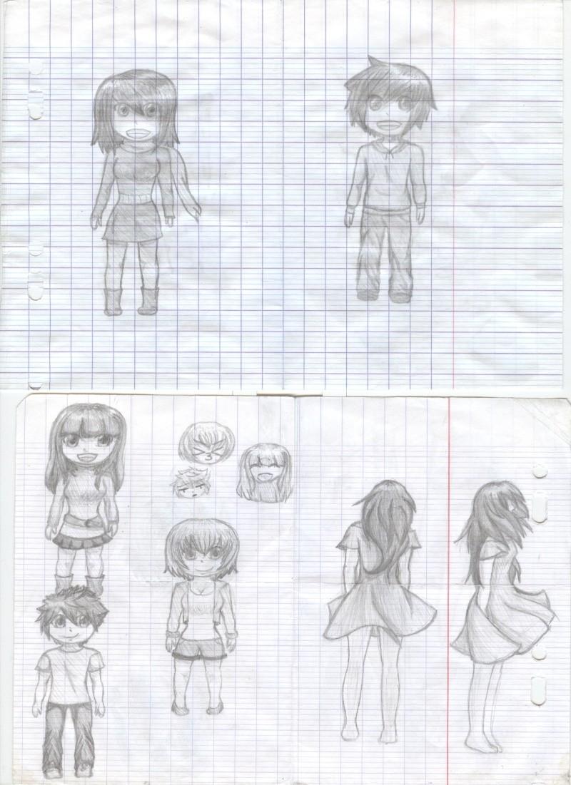 Des dessins... Des dessins PARTOUT <>.<> 00310