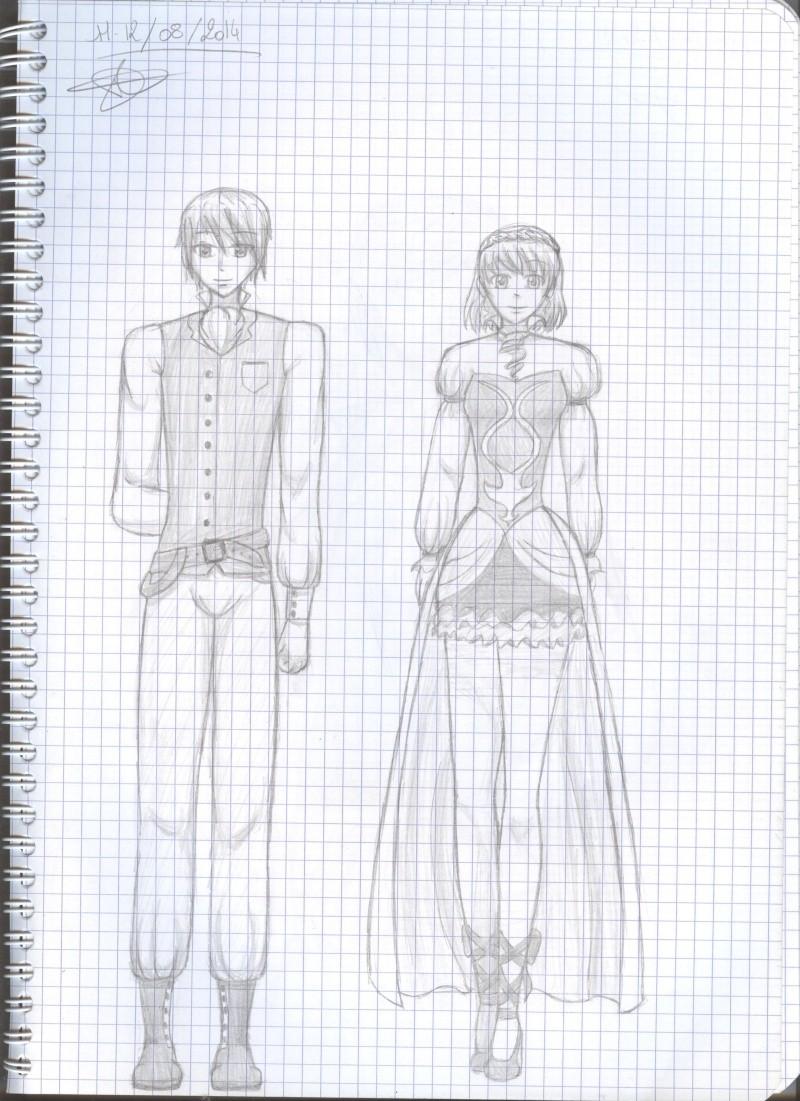 Des dessins... Des dessins PARTOUT <>.<> Cheval11