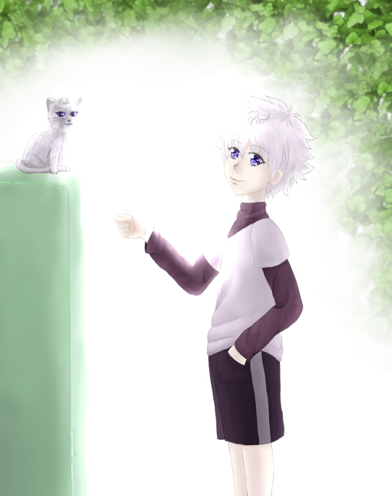 [VOTE / FINI] Concours Animal & Cie Killua11